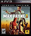 PS3 - Max Payne 3 Special Edition