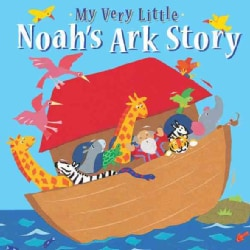 My Very Little Noah's Ark Story (Board book)