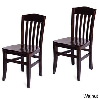 Jacob ll Solid Beechwood Side Chairs (Set of 2)