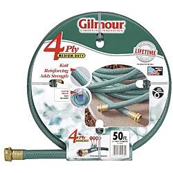 Gilmour Reinforced Green Garden Hose