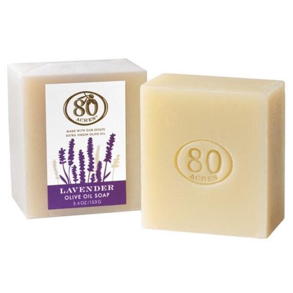 Lavender Olive Oil Soap