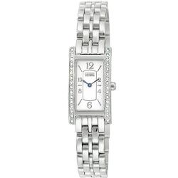 Citizen Women's Eco-Drive  Crystal Accented Watch