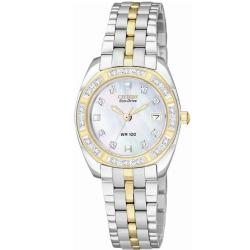 Citizen Women's Eco-drive Two-tone Watch