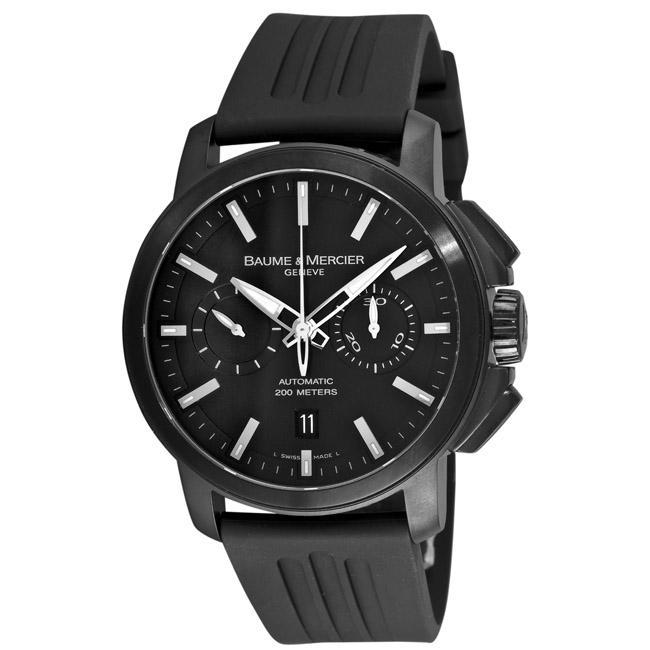 Baume & Mercier Men's Classima Executives Magnum XXL Chronograph Watch