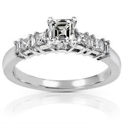 14k Gold 3/4ct TDW Diamond Engagement Ring (H-I, SI1-SI2)