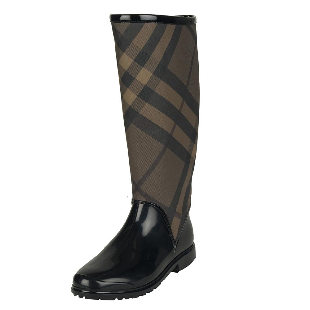 Fantastic Kamik 39Edinburgh39 Plaid Rain Boot Women  Nordstrom
