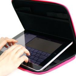 Kroo EVA Hardside iPad Sleeve