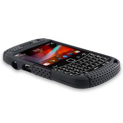 Hybrid Case/ Screen Protector/ Headset/ Wrap for Blackberry Bold 9900