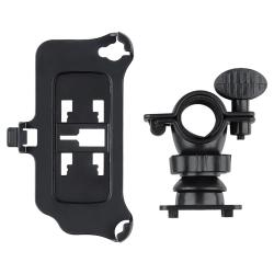 Black Bicycle Phone Holder for Apple iPhone 4 AT&T/ Verizon