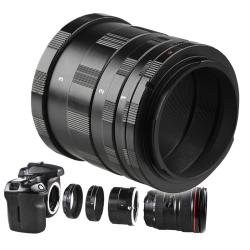 Macro Extension Tube Set for Canon Cameras
