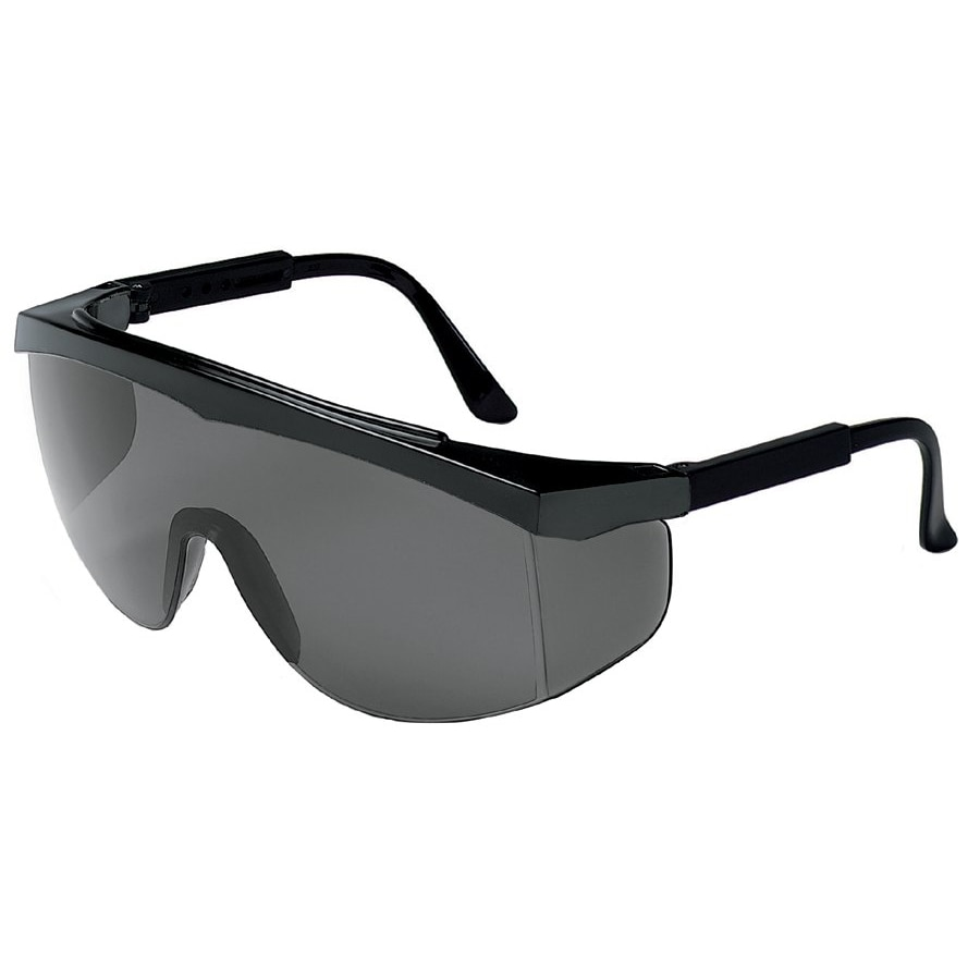 Safety Glasses Black Frame : Share: Email