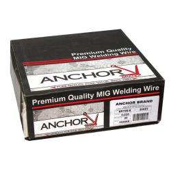 Anchor Premium Quality .045-inch Welding Wire (44 pounds)