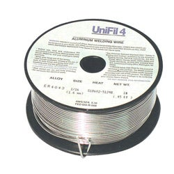 Anchor 3/64-inch Aluminum Cut and Spooled Wire (1 pound)