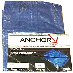 Anchor Heavy Duty Tarp (24-feet x 36-feet)