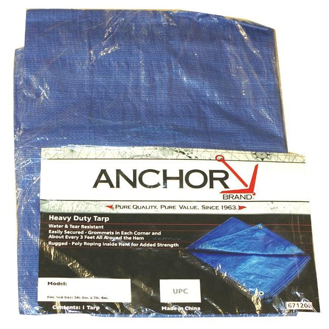Anchor Heavy Duty Tarp (12-feet x 16-feet)