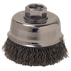Anchor 3-inch Crimped Cup Brush