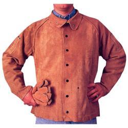 Anchor Q-Line Extra-Large Leather Jacket