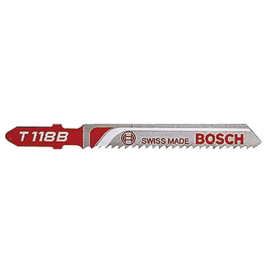 Bosch 3-inch 14-Teeth-Per-Inch Jigsaw Blades
