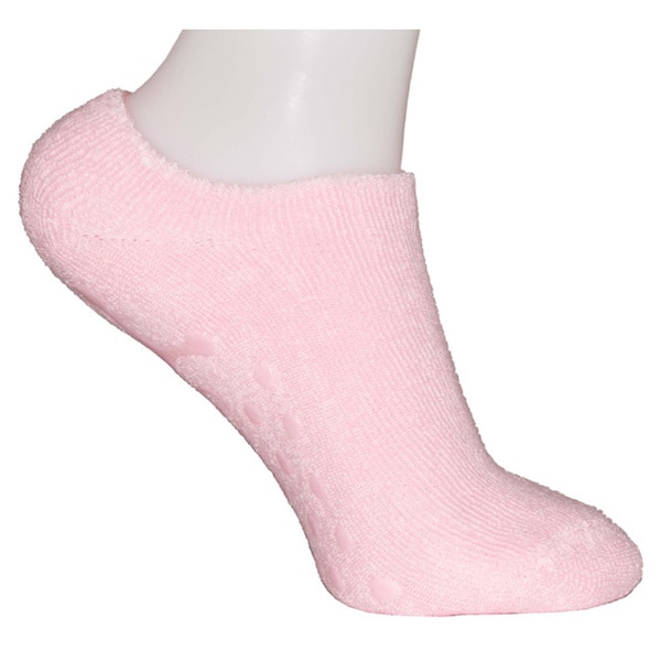 Vintage Home Hydrating Vitamin and Oil Infused Gel Spa Socks