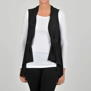 Lennie for Nina Leonard Women's Fashion Vest