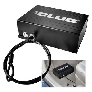 The Club PersonalVault Vehicle Security Lock Box