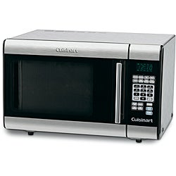 Cuisinart CMW-100 Stainless Steel 1 Cubic Foot Microwave Oven