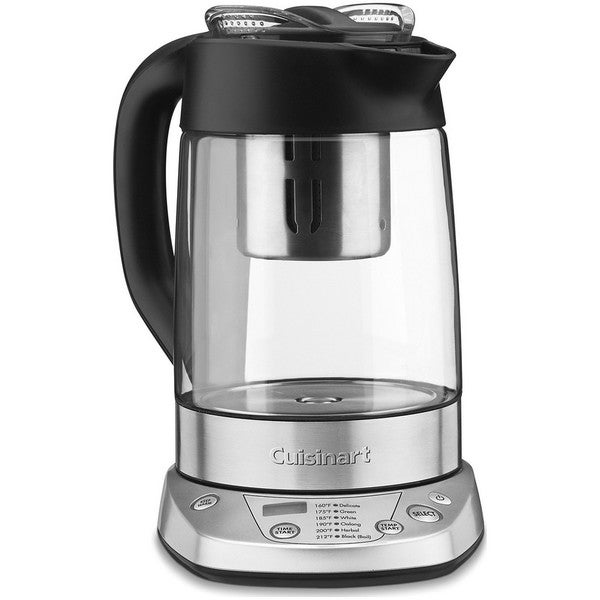 Cuisinart PerfecTemp Programmable Tea Steeper and Kettle