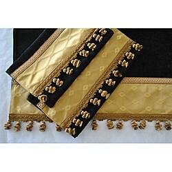 Sherry Kline Belagio Luxury Decorative3-piece Towel Set