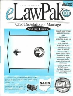 Ohio Dissolution of Marriage (Paperback)
