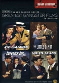 TCM Greatest Classic Films: Gangsters- Edward G. Robinson (DVD)