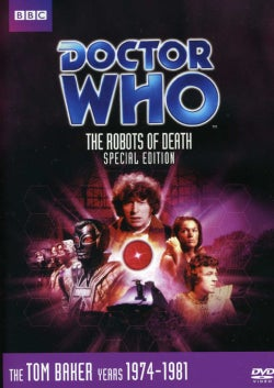 Doctor Who: Ep. 90- The Robots Of Death (DVD)