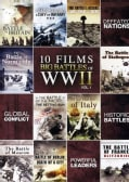 10-Film Big Battle Of WWII Volume 1 (DVD)