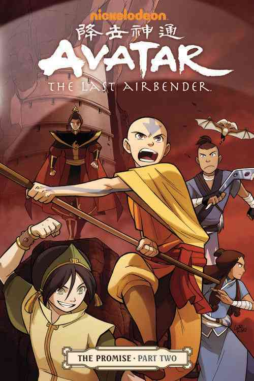 Avatar the Last Airbender 2: The Promise (Paperback)