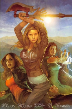 Buffy the Vampire Slayer Season 8 1 (Hardcover)