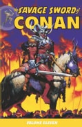 Savage Sword of Conan 11 (Paperback)
