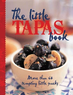 The Little Tapas Book (Hardcover)