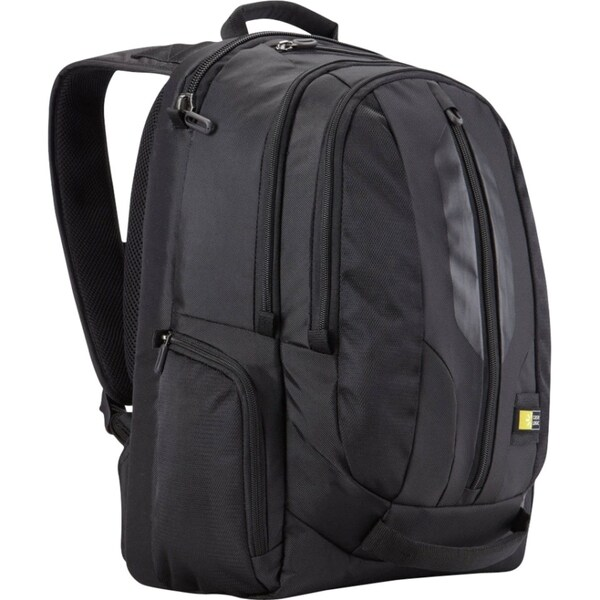 "Case Logic RBP-115 Carrying Case (Backpack) for 15.6"" Notebook - Blac"