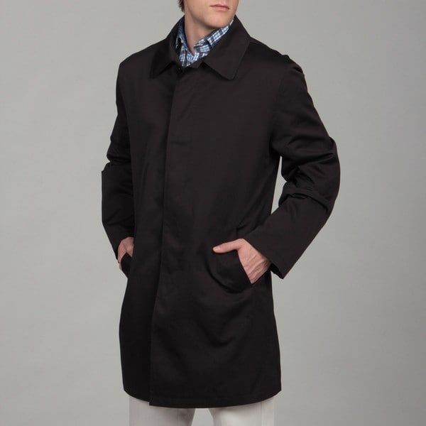 London Fog Men's Rain Coat