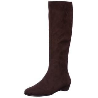 A2 by Aerosoles Women's 'Sota Bread' Brown Knee-high Boots
