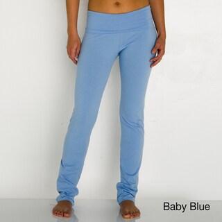 American Apparel Women's Cotton Spandex Jersey Yoga Pants