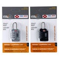 Lewis N. Clark TSA Indicator Luggage Locks (Set of 2)