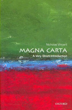 Magna Carta: A Very Short Introduction (Paperback)