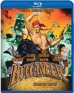 The Buccaneer (Blu-ray Disc)