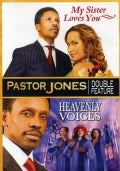 Pastor Jones Double Feature: Heavenly Voices/My Sister Loves You (DVD)
