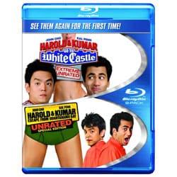 Harold & Kumar Go To White Castle/Harold & Kumar Escape From Guantanamo Bay (Blu-ray Disc)