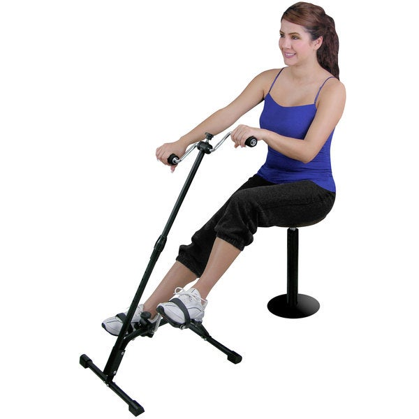 Remedy Plastic/Metal Total-body Exerciser with Adjustable Height
