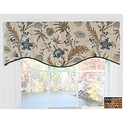 Andover Shaped Valance
