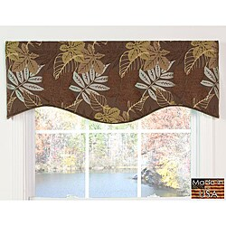 Maxwell Shaped Valance