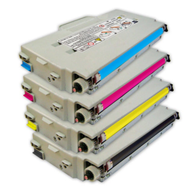 Brother Compatible TN-04 Toner Cartridge Combo (Pack of 4)
