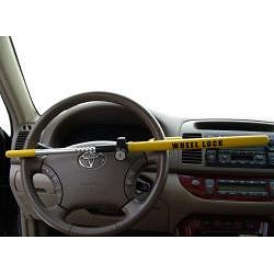 The Club Steering Wheel Lock